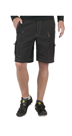 Shorts Mainstream MSX Back-Country negro para hombre